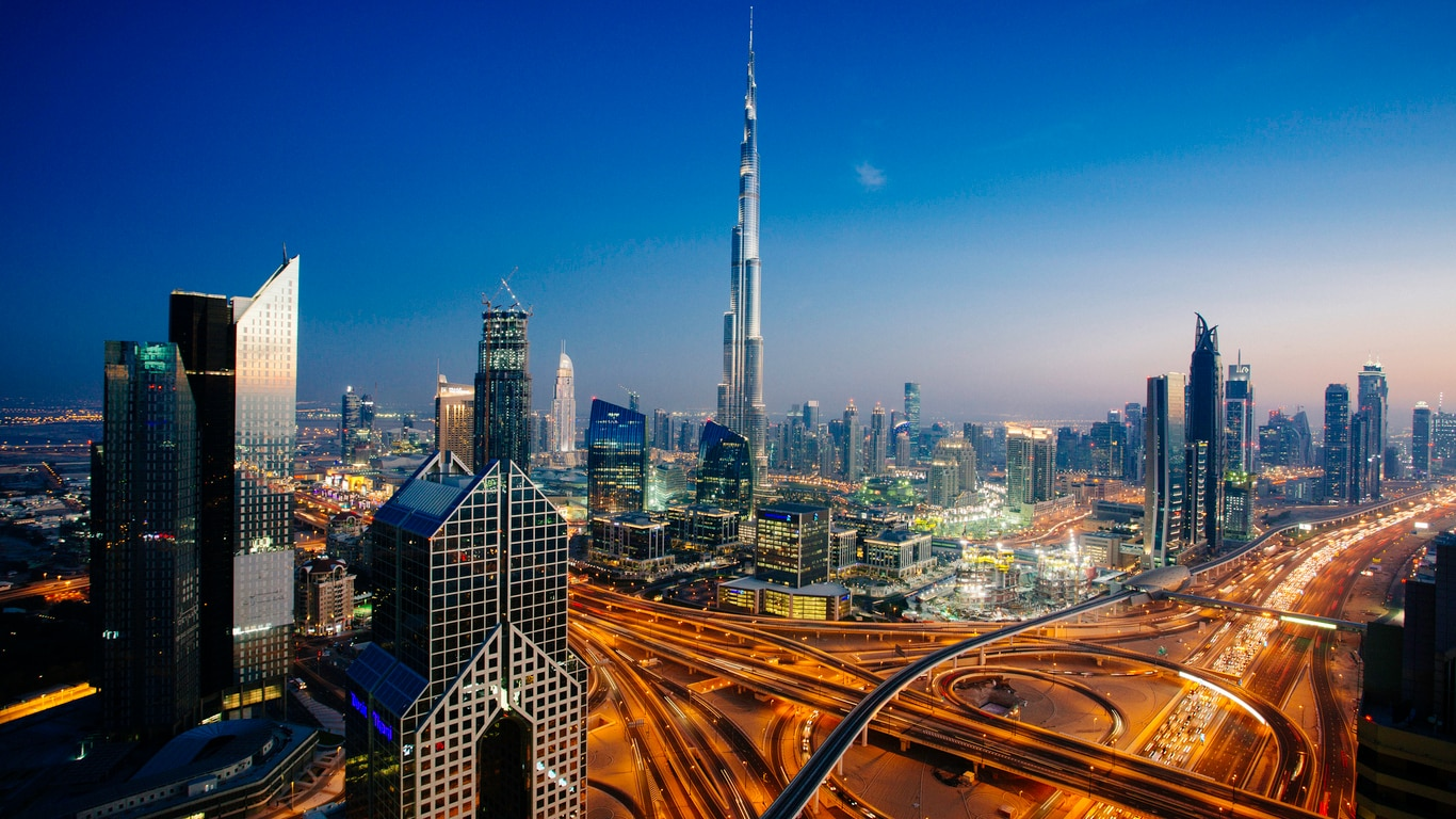 Dubai:10 Things to do in the Futuristic City of Gold