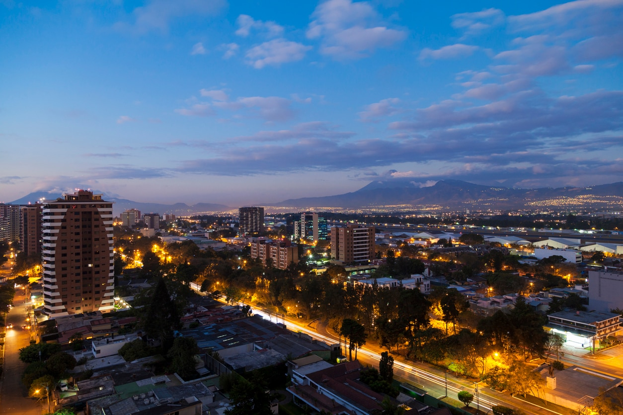 Guatemala City : City with a Great Past and Glorious Present