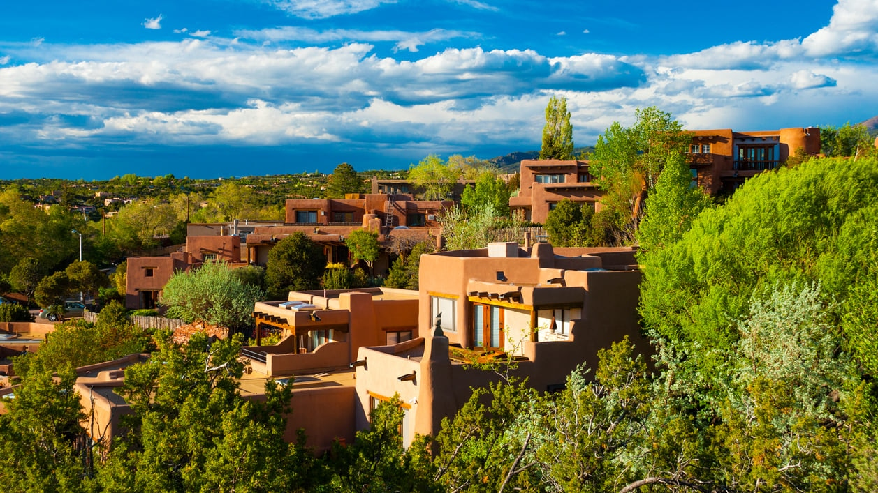 Santa Fe:The City Filled with Riches