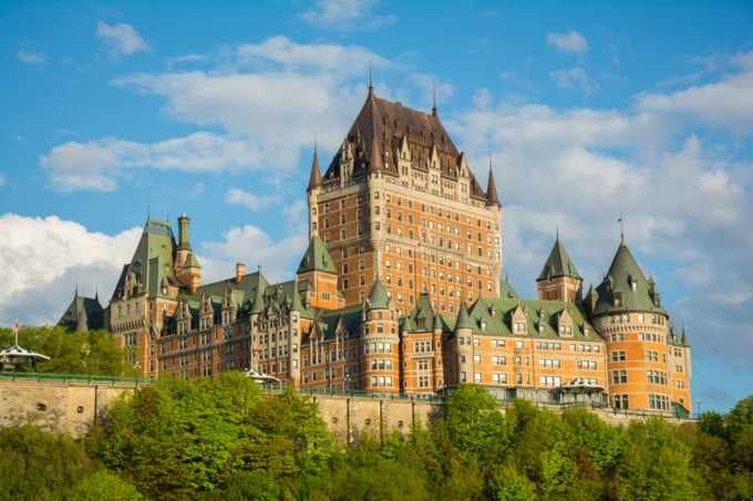 photo of Chateau Frontenac