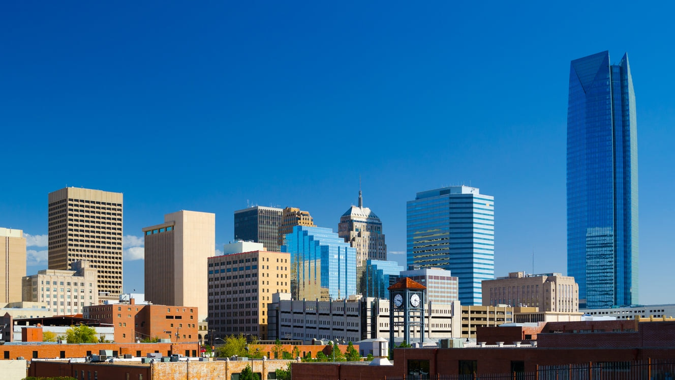 Oklahoma City:A Sightseeing Destination Teeming with History and Culture