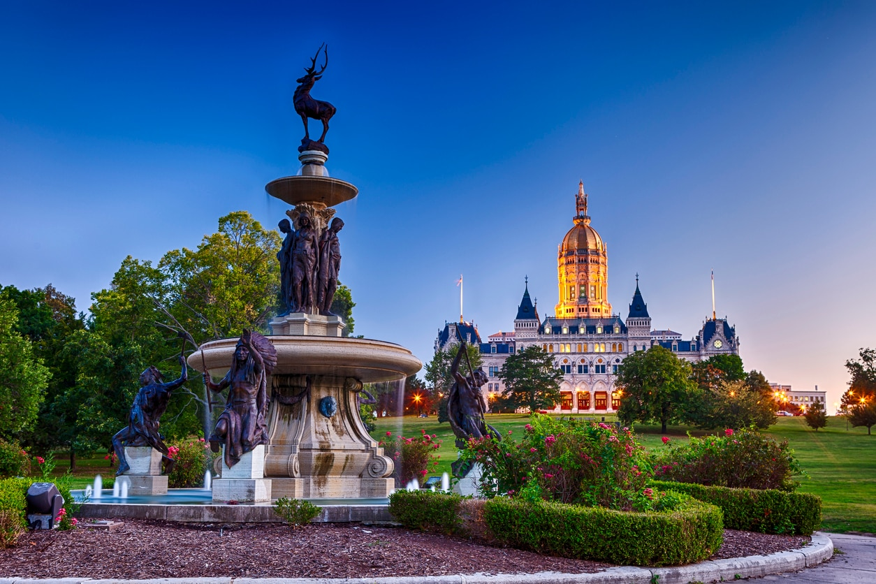 Hartford:A Tourist Attraction City that Is Home to Two American Literary Giants – Mark Twain and Harriet Beecher