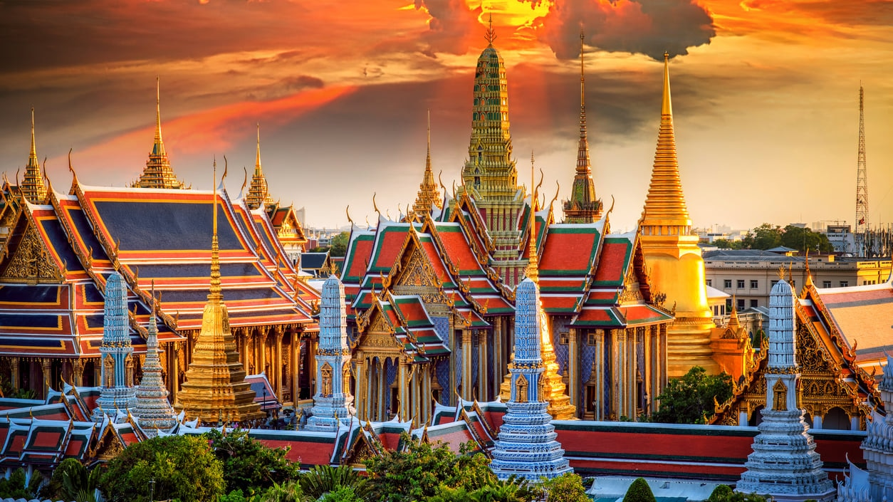 Bangkok : The Gateway to Paradise in South-east Asia