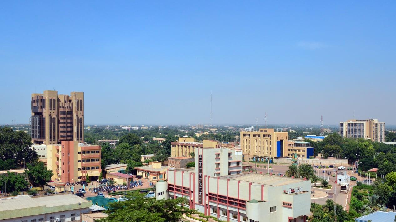 Ouagadougou : The Administrative Center of Burkina Faso