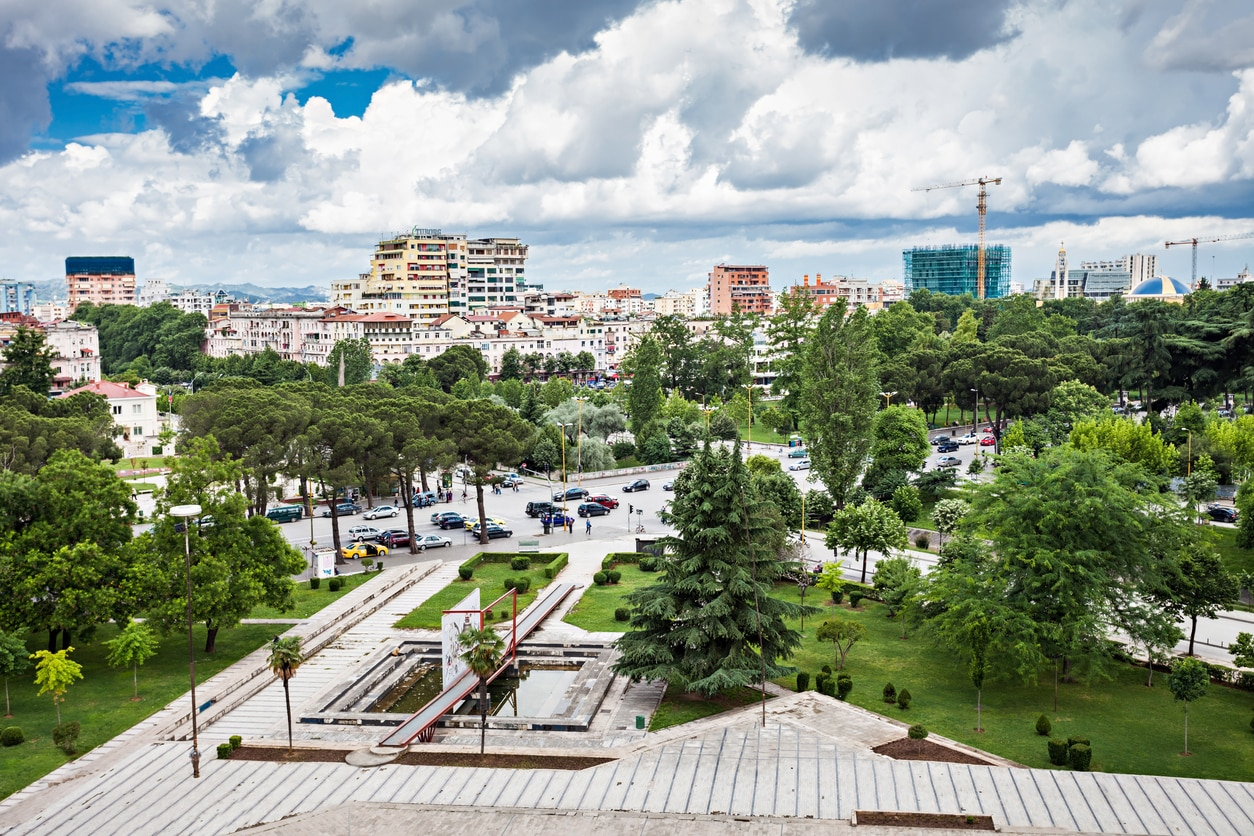 Tirana:The Capital of the Albanian State and the Most Visited City by Tourists in the Country