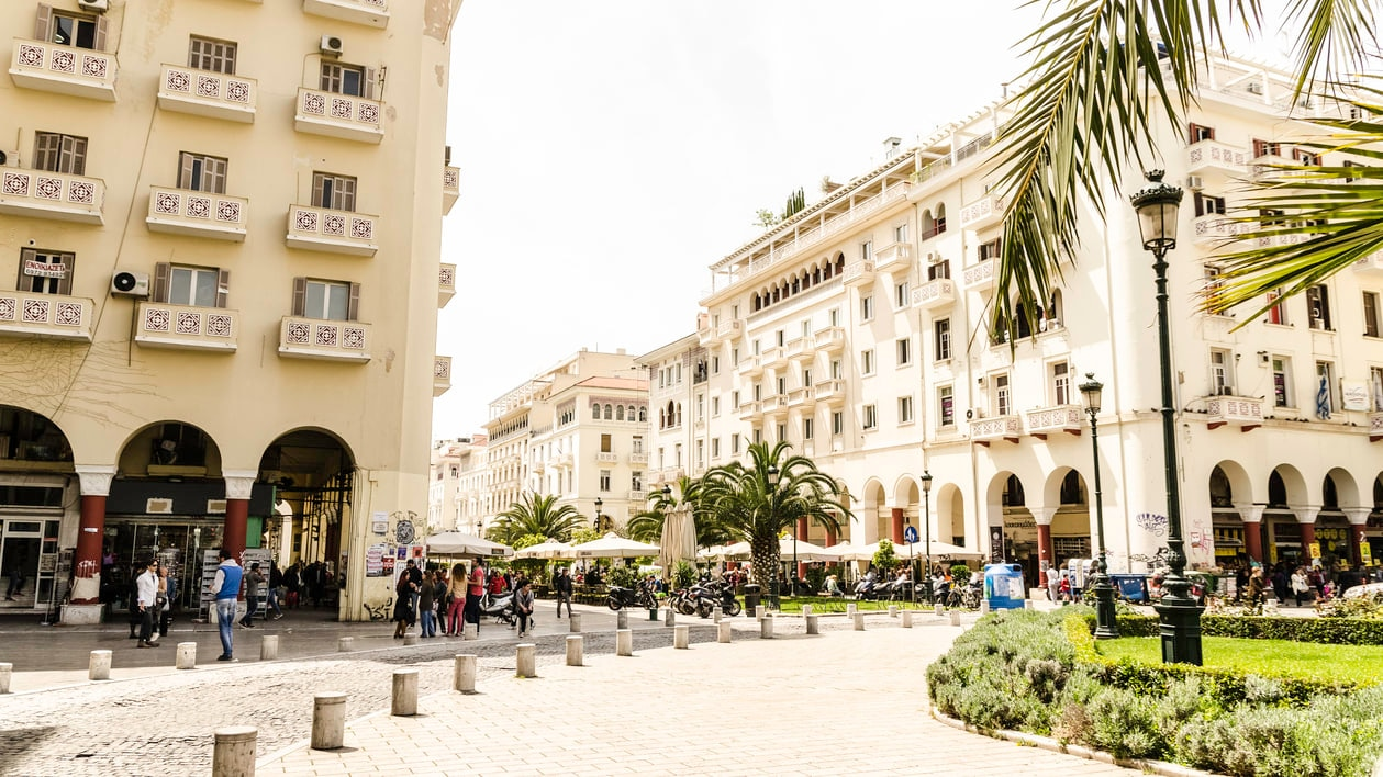 Thessaloniki : The Capital of Macedonia and Greek's Cultural Capital, Thanks to a Vibrant Cultural Lifestyle
