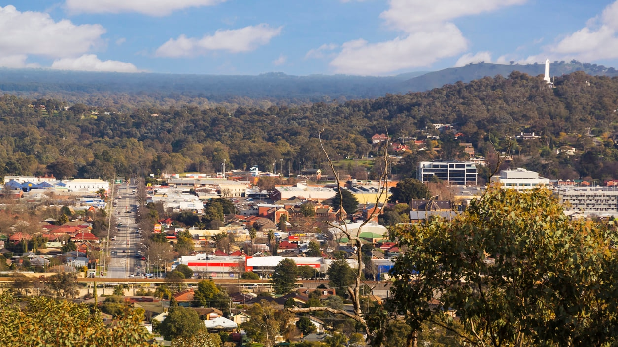 Albury : The Jewel of New South Wales