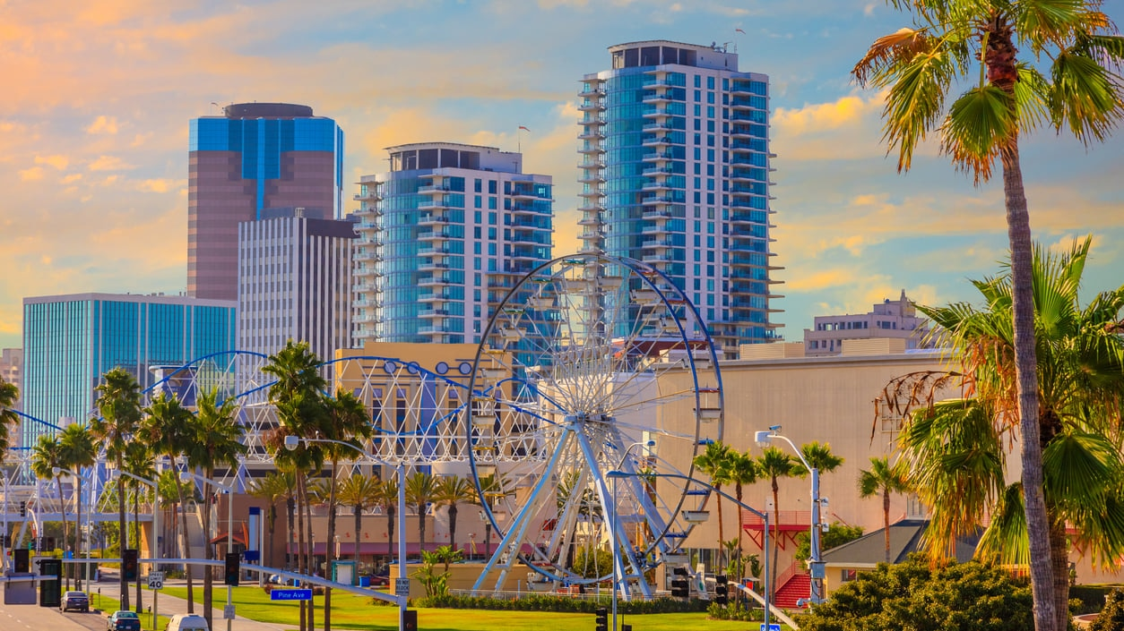 Long Beach:The Ultimate Waterfront Playground