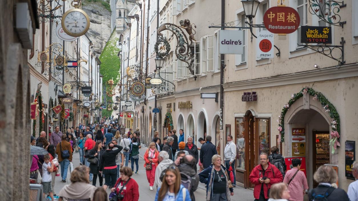 Salzburg : Austria's Haven of Stunning Baroque Architecture