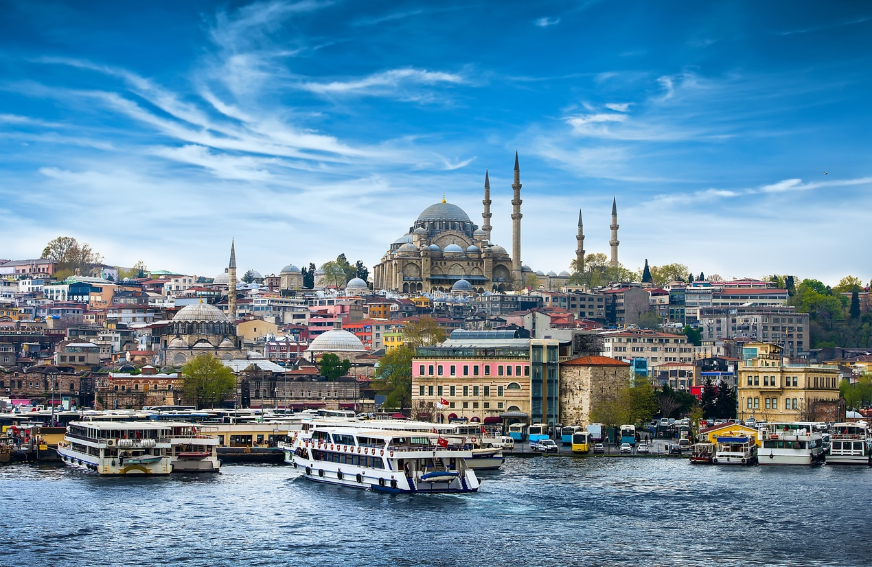 Istanbul : The Fascinating Melting Point Where East Meets West