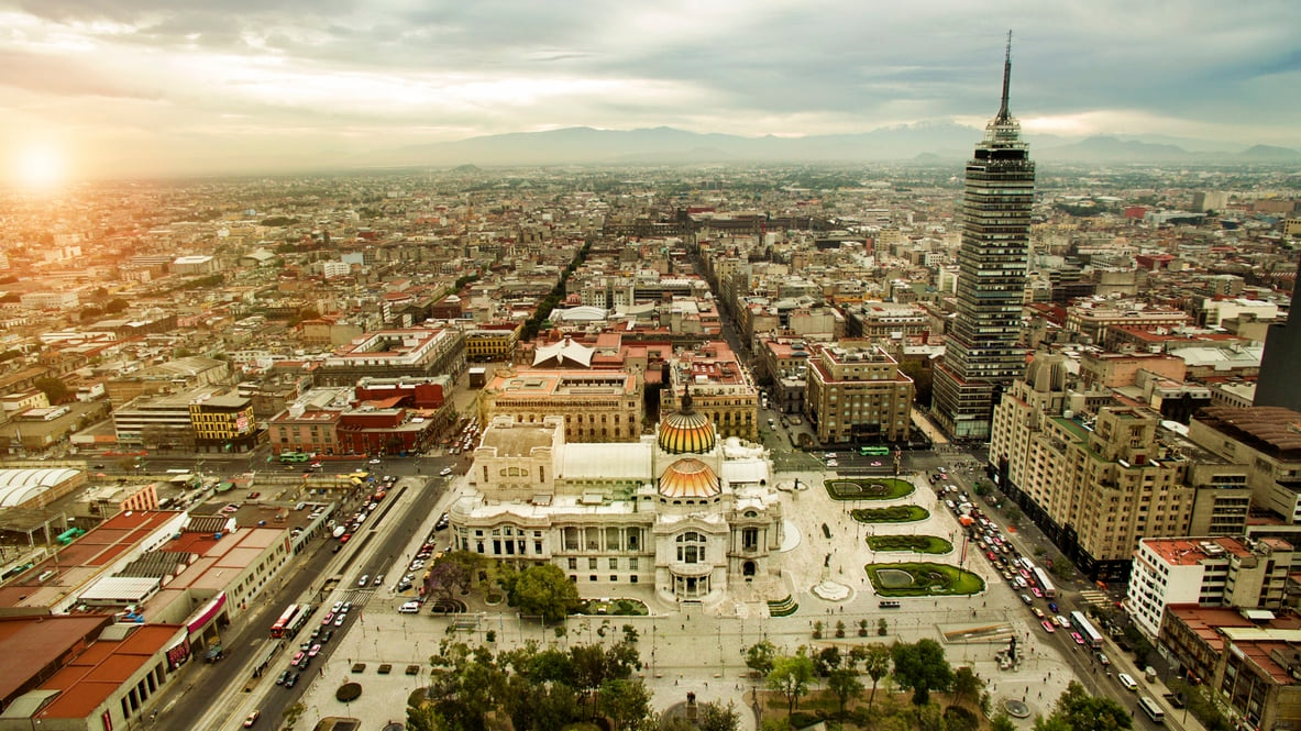 Mexico City: The Vibrant Capital of Mexico