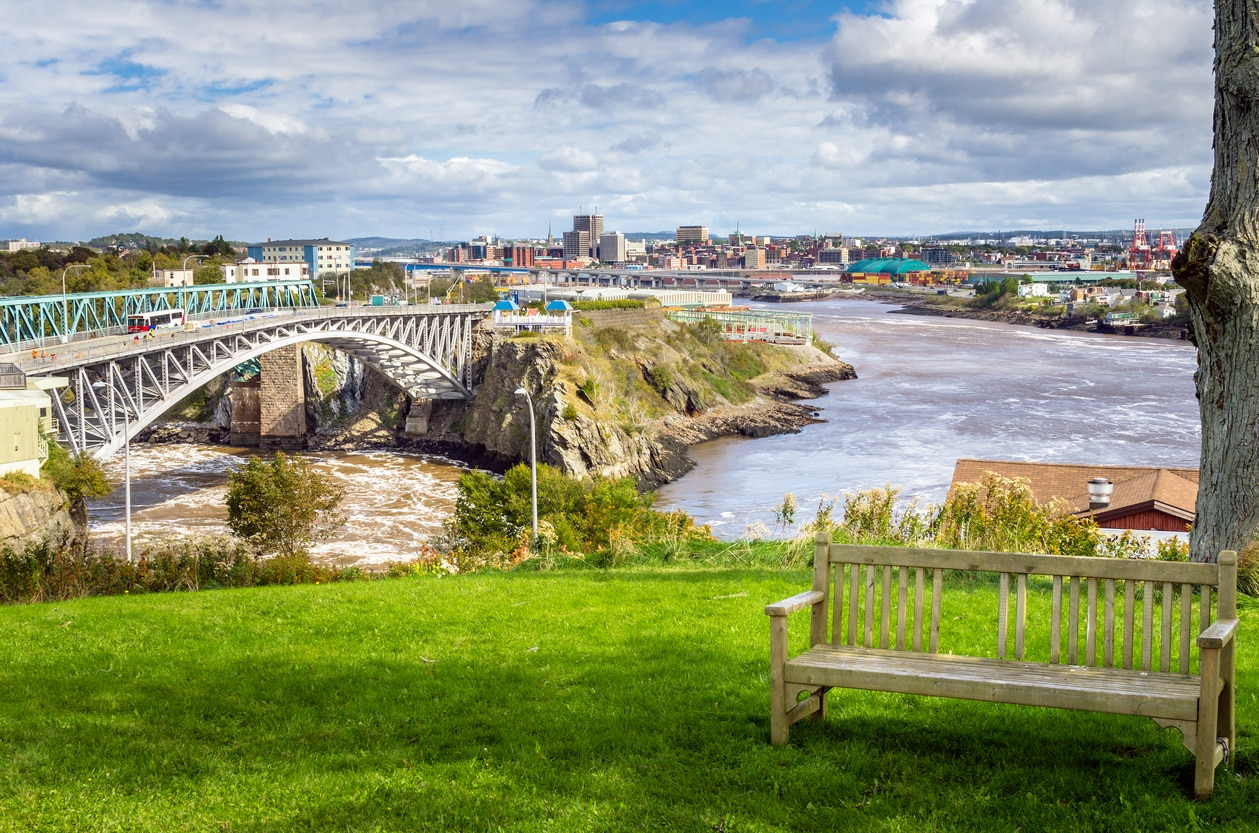 Saint John : Saint John the Historical and Cultural Paradise