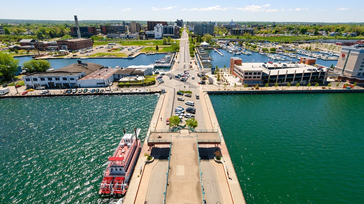 Erie:The Gem of the Great Lakes