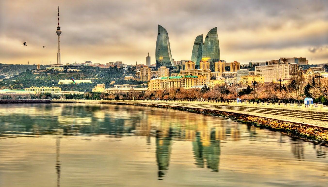 Baku:The Capital of Azerbaijan Where the Past and the Future Coexist