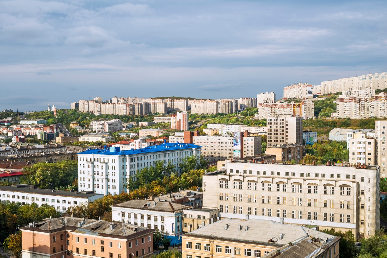 Murmansk : Get to Know More about Russian Naval History and More