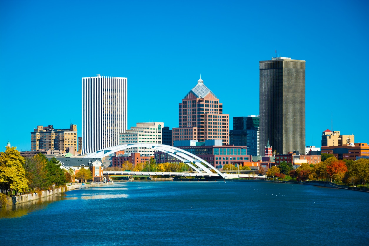 Rochester (New York):Known for Its Stunning Natural Beauty & Art Collections