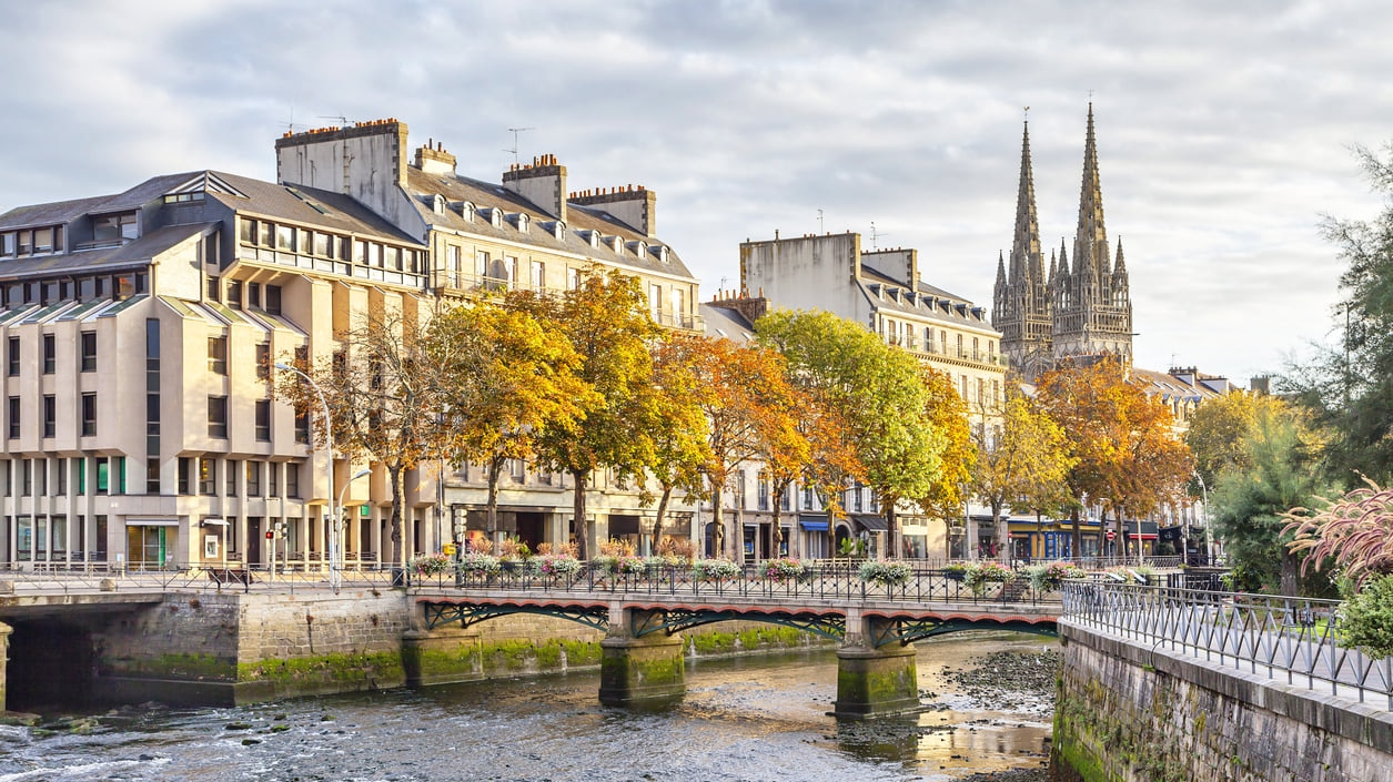 Quimper : The Beautiful City of Two Rivers