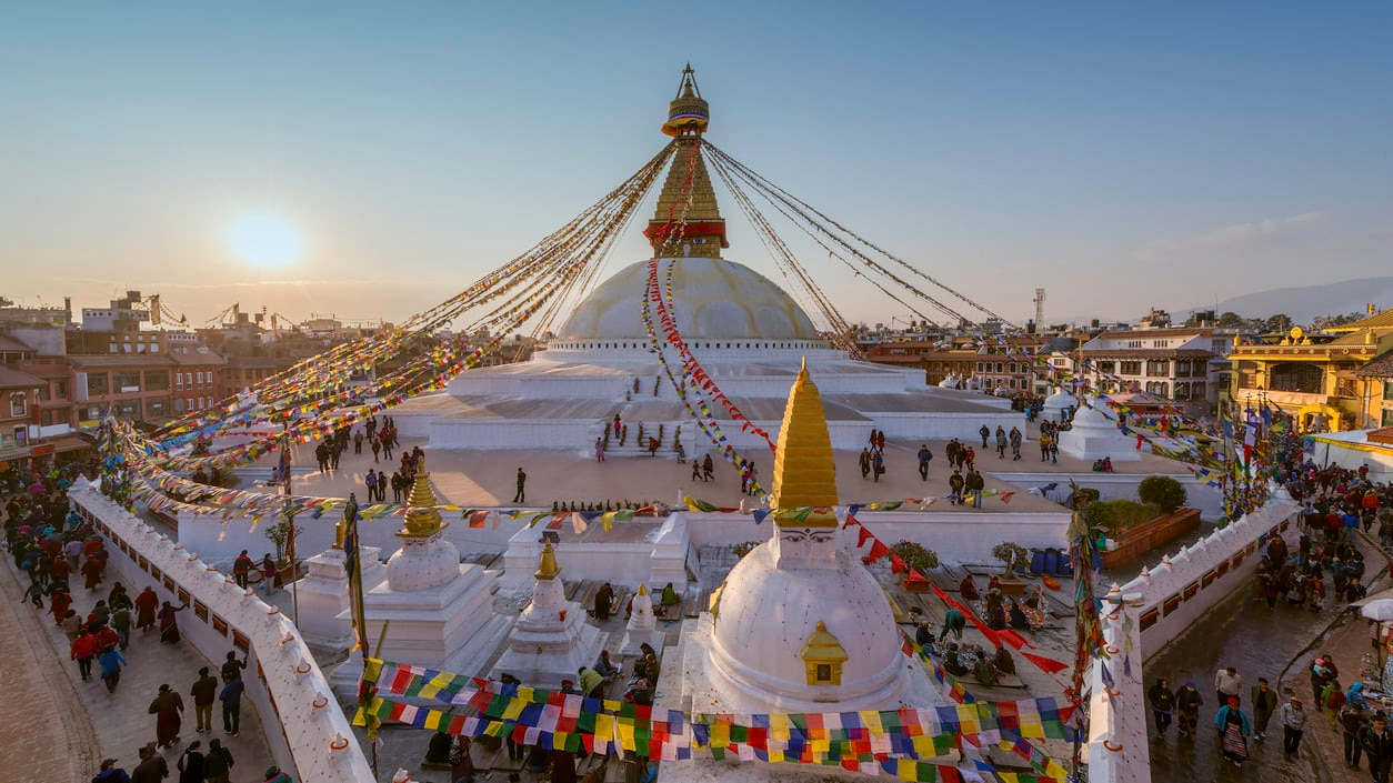 Kathmandu : The City Connecting the Medieval and Ancient to Modern
