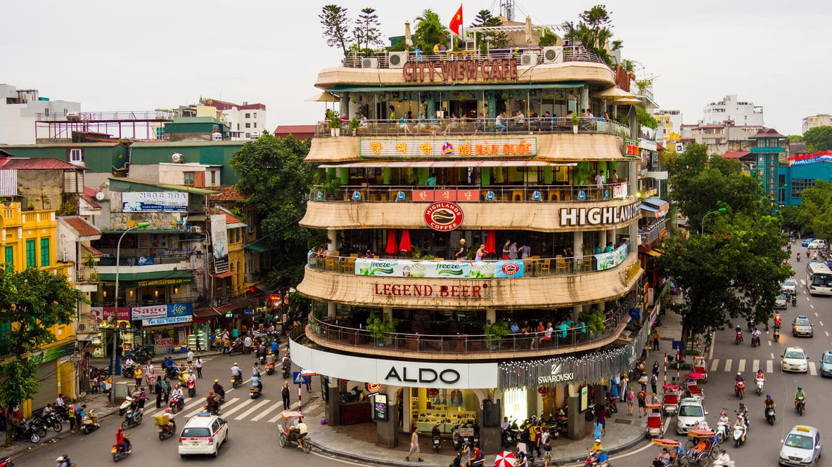 Hanoi : A Fascinating City in Vietnam that Blends Eastern and Western Cultures