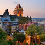 photo of Quebec City