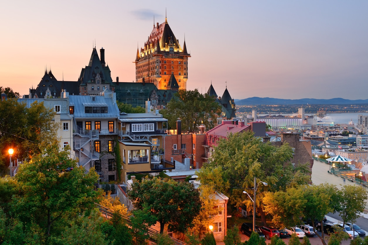 Quebec : Experience Canada in an Unforgettable Manner