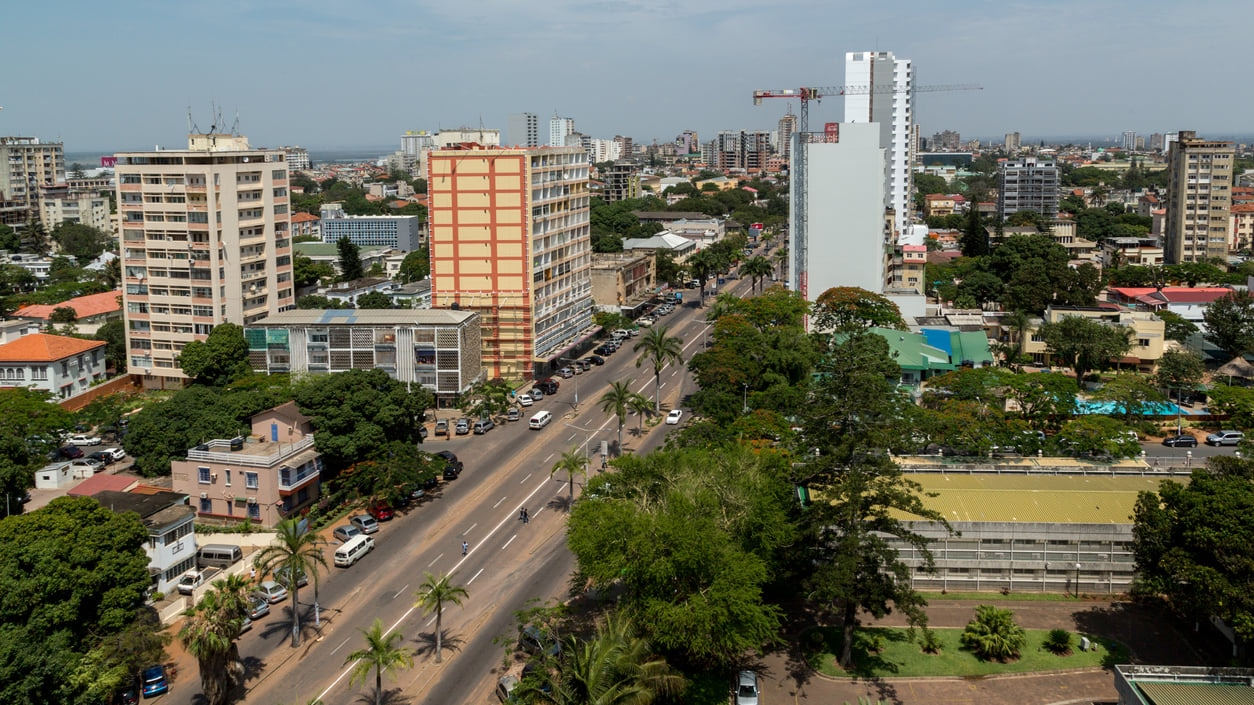 Maputo : Mozambique's Gem of Stunning Architecture and Culture