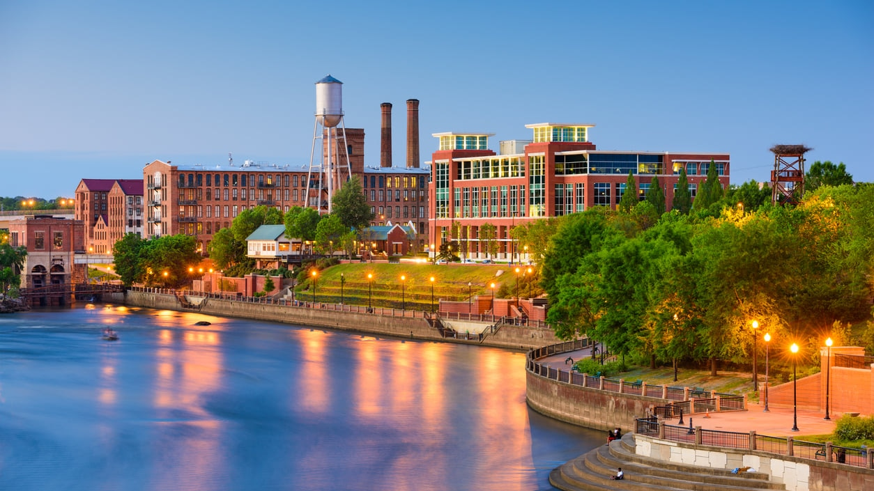 Columbus (Georgia):A City of Exceptional Cultural and Historical Tourist Attraction Sites