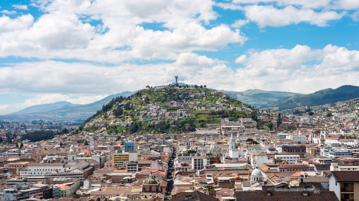 Quito:Where Nature and Culture Merge
