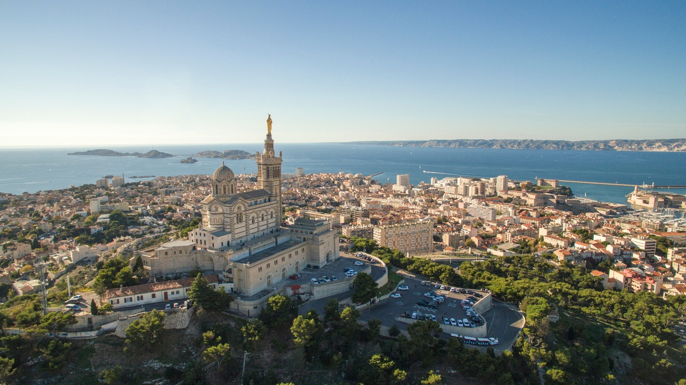Marseille : A Multicultural Port City Spurring with Palpable Optimism and Swanky New Museums