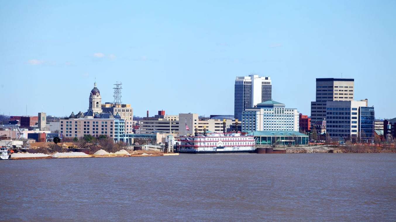 Evansville:Largest Populated City and Is the Medical, Commercial and Cultural Hub of Southwestern Indiana