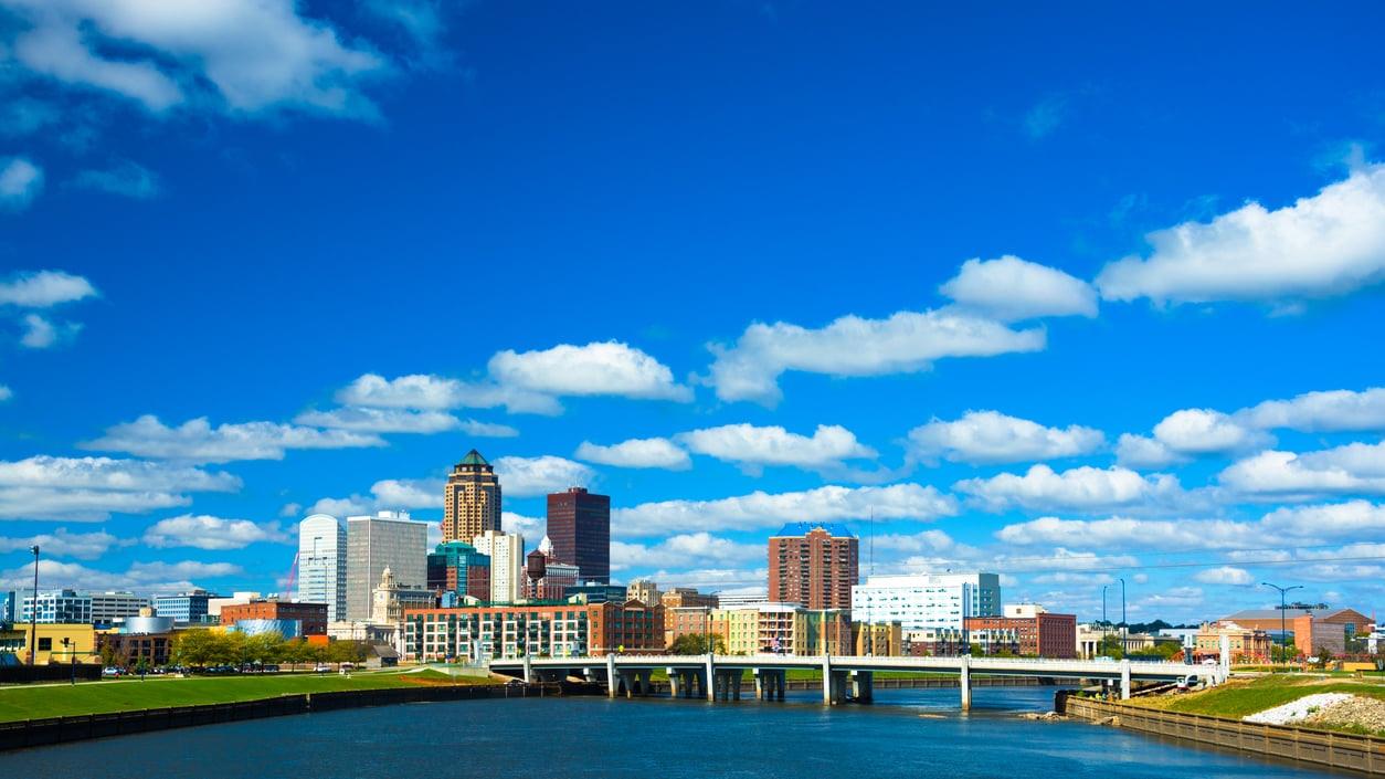 Des Moines:The Diverse Capital City of Iowa