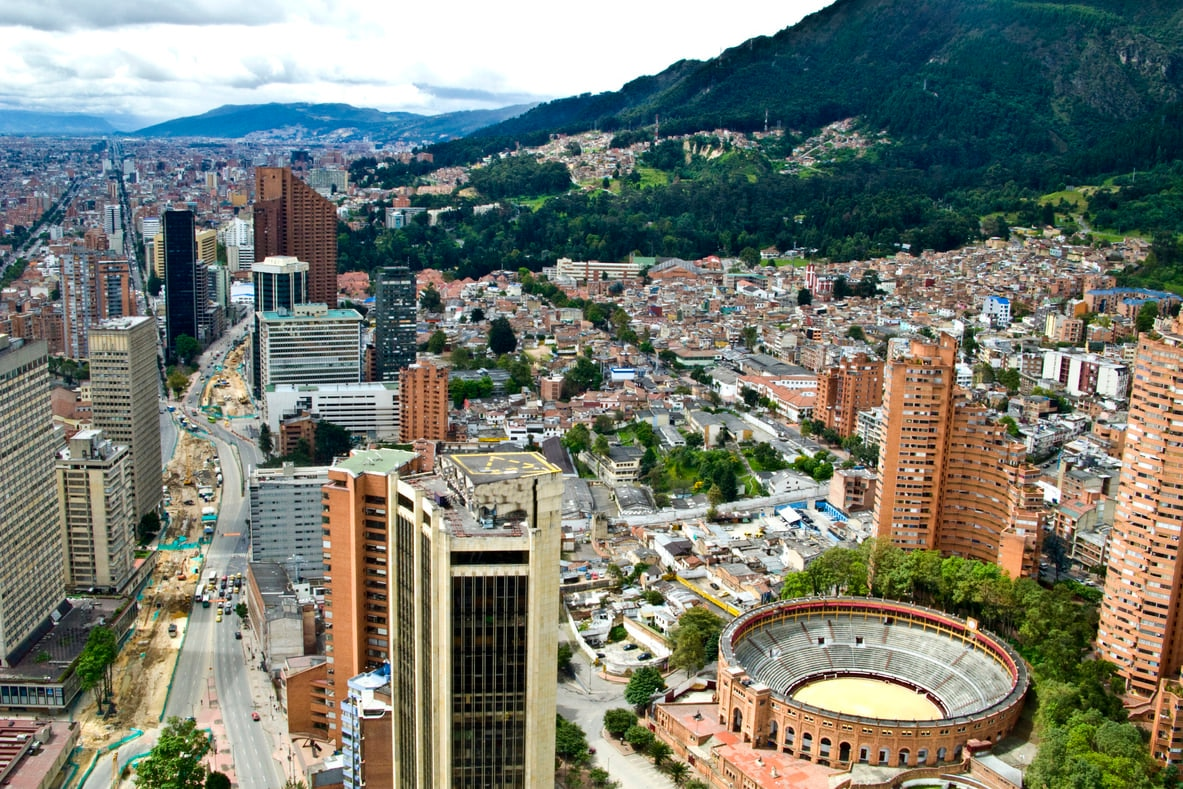 Bogota : Colombia's Capital City that Is Full of Life in the Midst of Chilly Weather