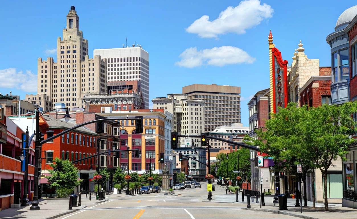 Providence:A Stunning City Full of History and Beauty~