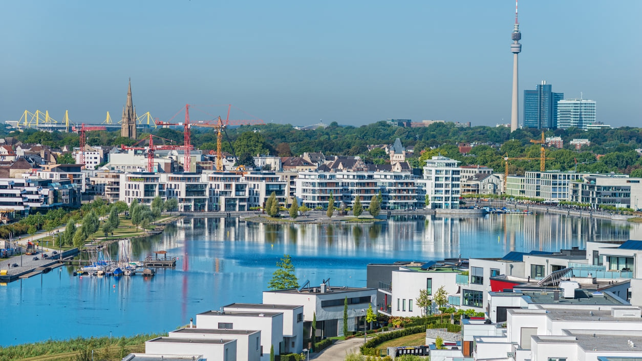 Dortmund : Largest Prospering City in the Ruhrgebiet Area With its Coal, Steel and Oceans of Beer