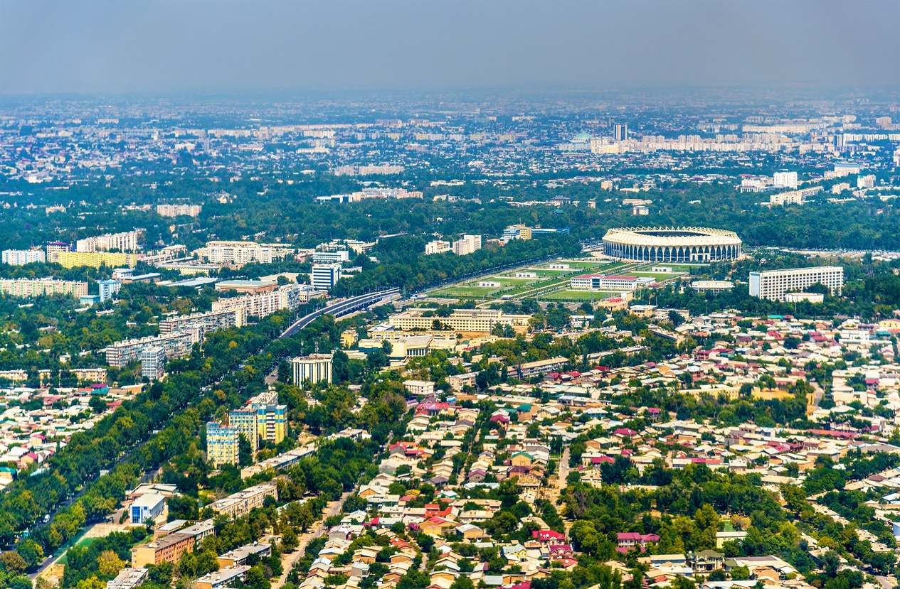 Tashkent:City with the Perfect Blend of Architecture