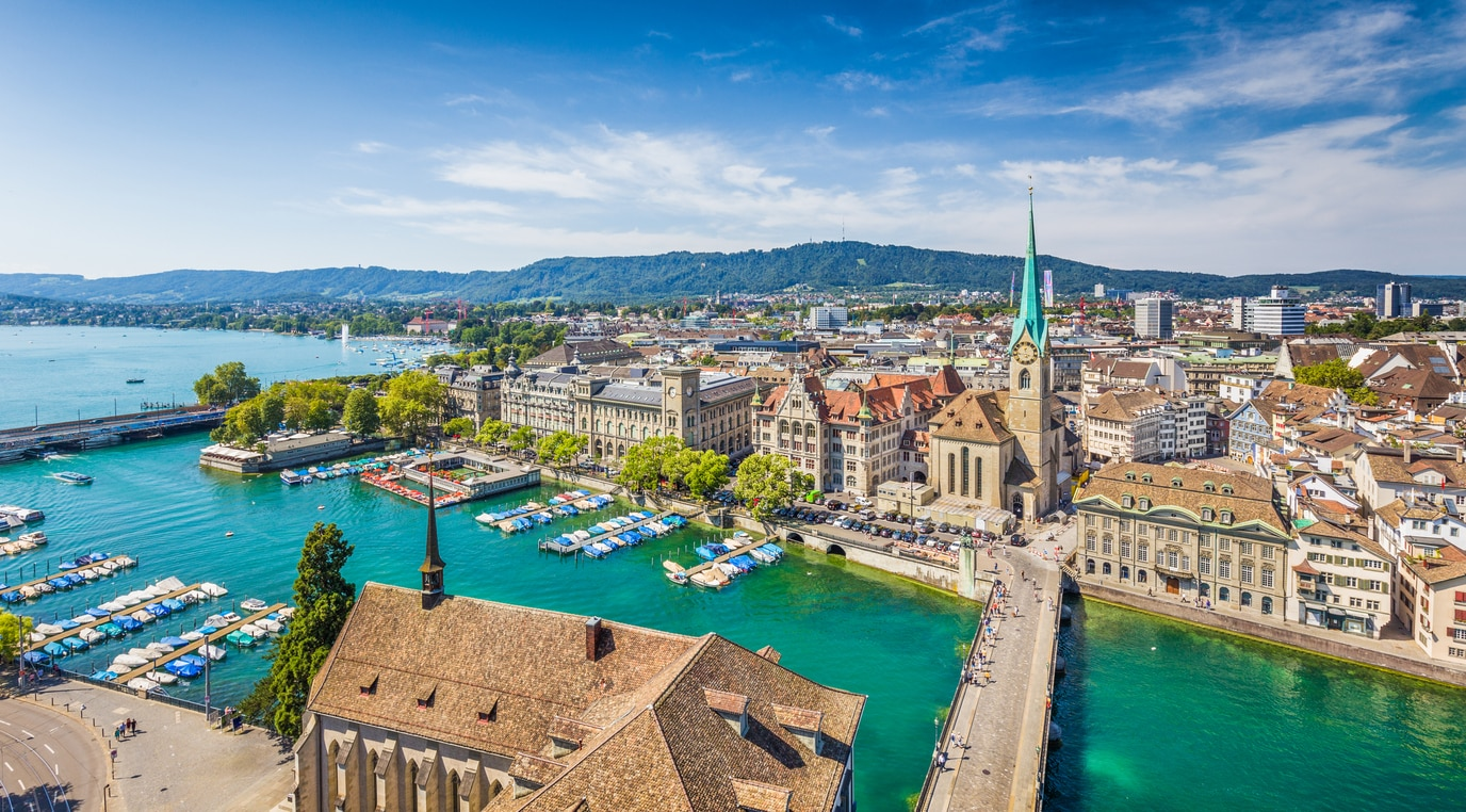 Zurich: Europe's Capital of Luxury Lifestyle and High-end Shopping