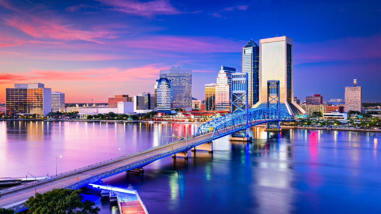 Jacksonville (Florida):Where the Metropolis Melds with Nature
