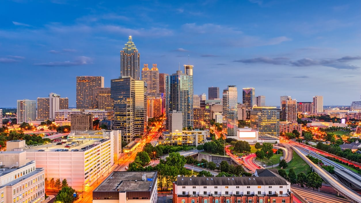 Atlanta:The Monumental Pride of Georgia Containing the Heart and History of All Civil Rights Heroes