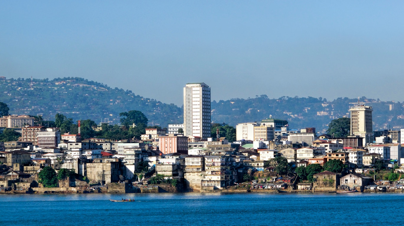 Freetown : A City of a Great Importance for the Western Region of Sierra Leone and It faces an Amazing Natural Harbor