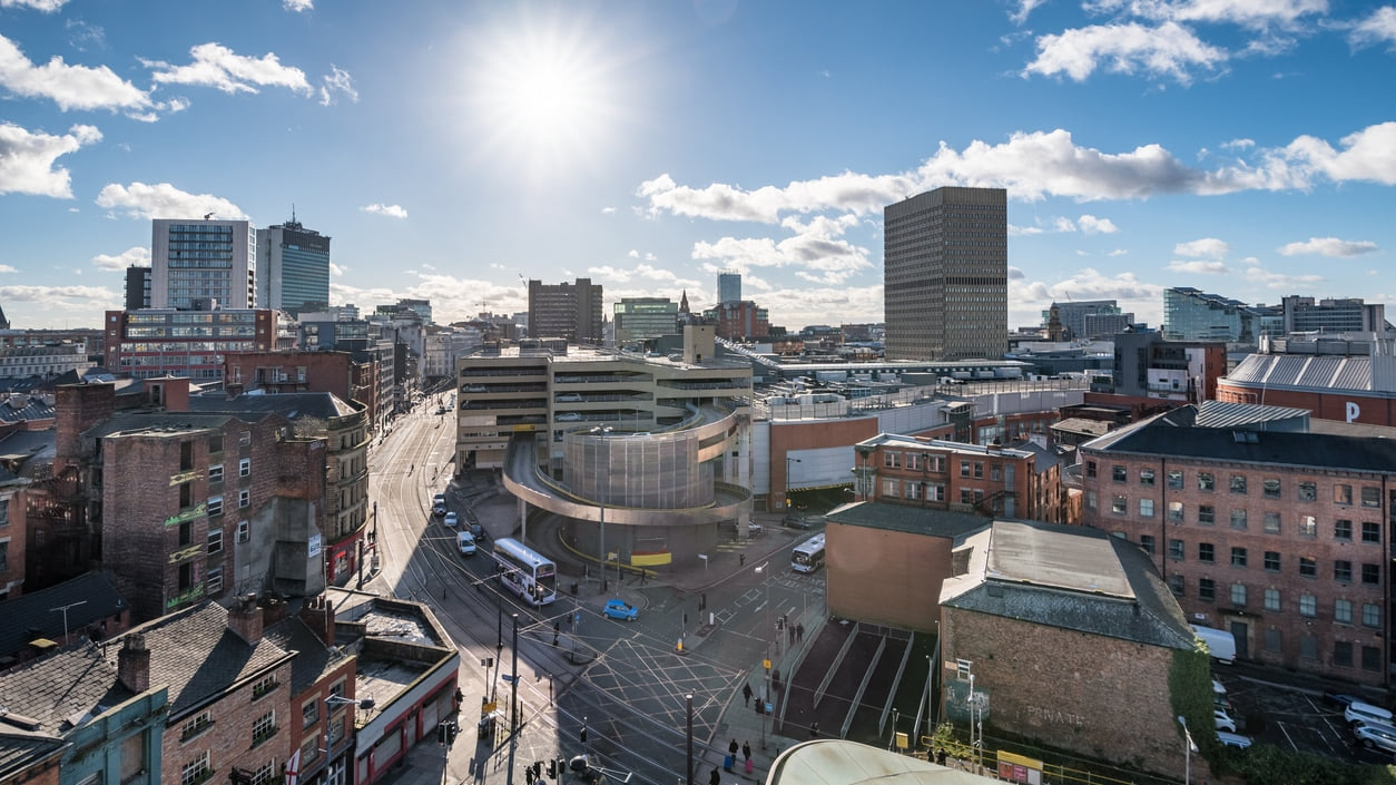 Manchester:A Fabulous City Considered to Be the Greatest City in the World and the World's First Industrial City