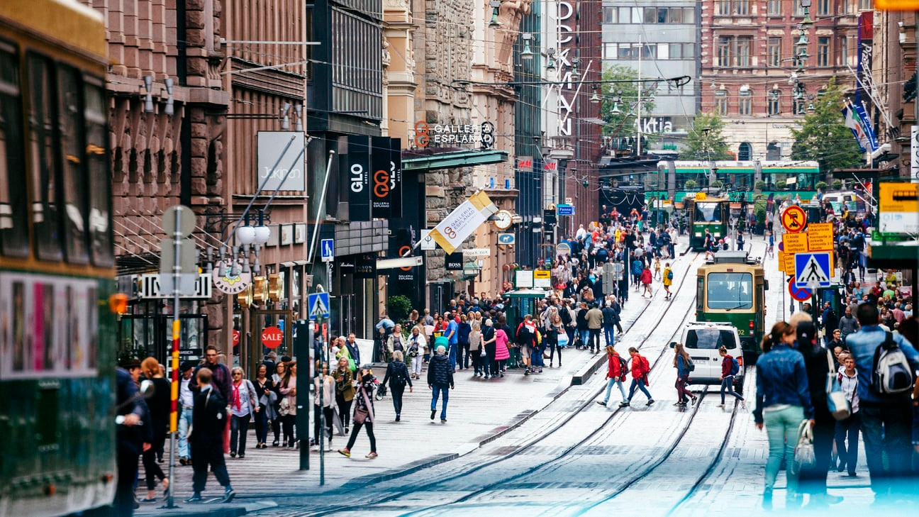 Helsinki: Finland's Capital City Filled with Beautiful Architecture and a Unique Culture