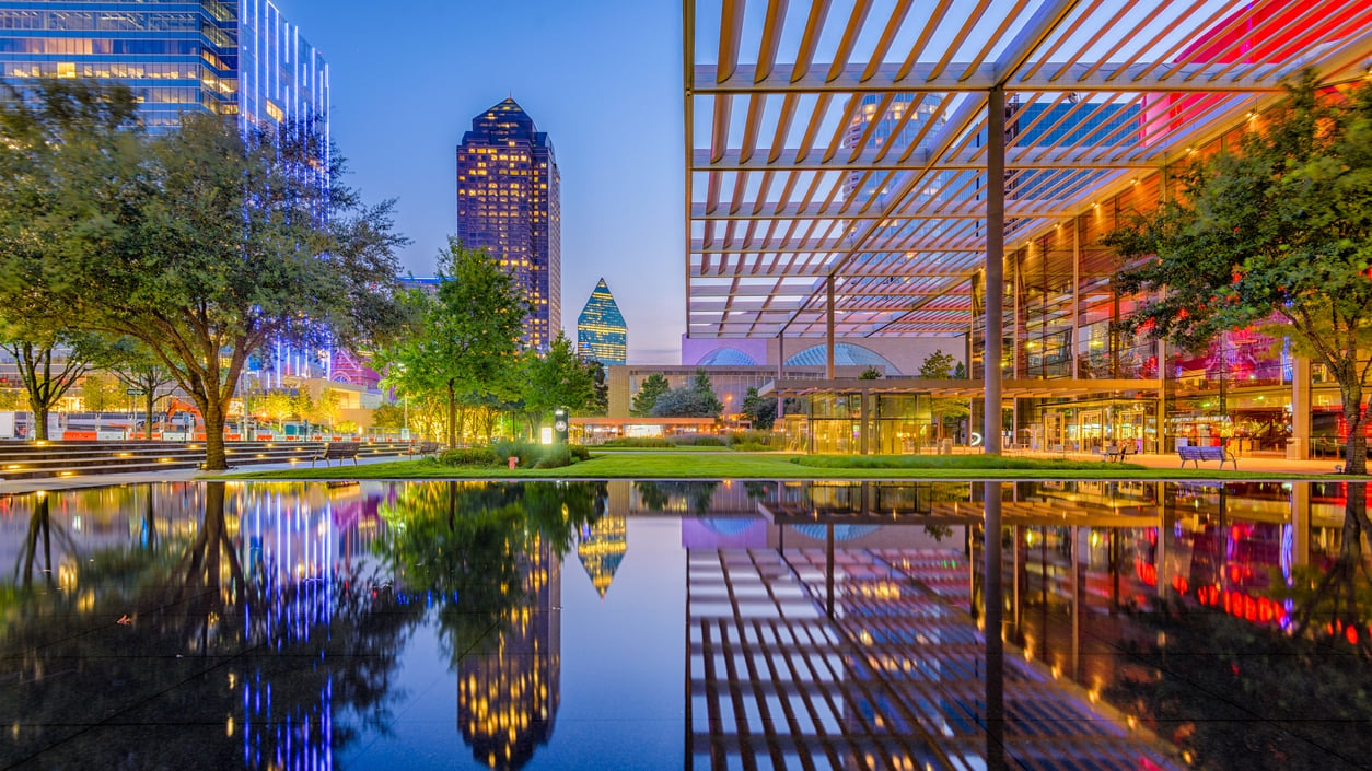 Dallas: A City in Texas with Beautiful Historic and Natural Attractions