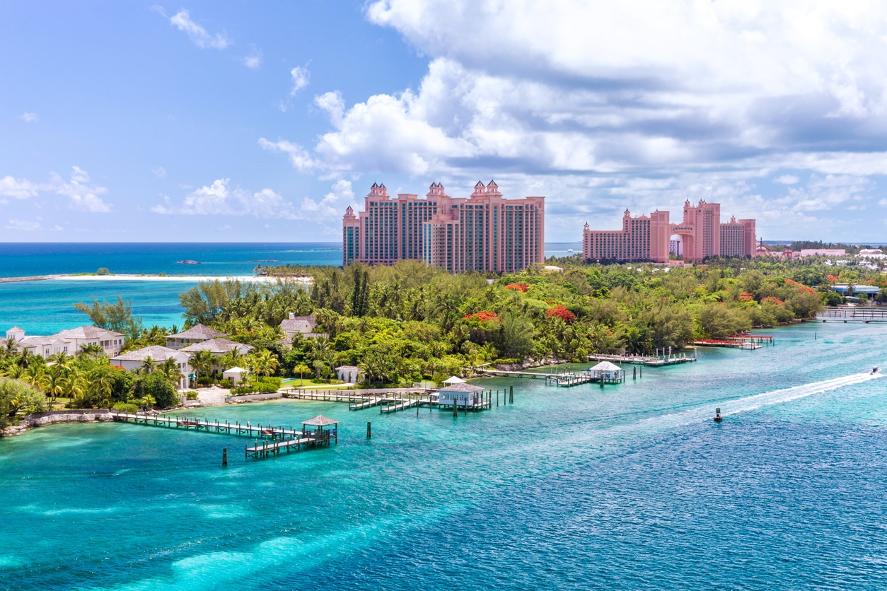 Nassau : A City Surrounded by Paradise in the Bahamas