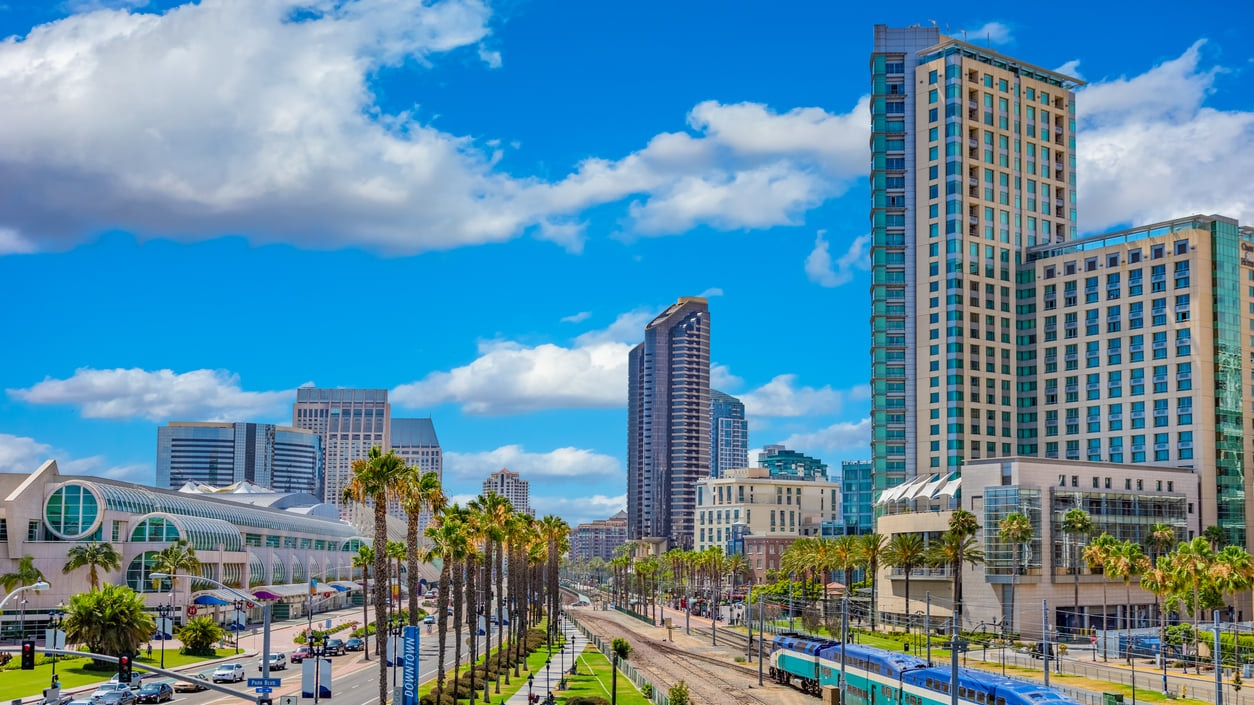 San Diego : Laid Back City with Breezy Confidence and Sunny Countenance in California's Pacific Coast