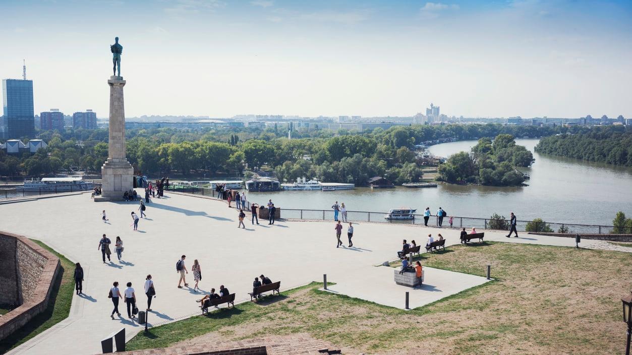 Belgrade : Serbia's Exuberant Capital Thriving along the Danube