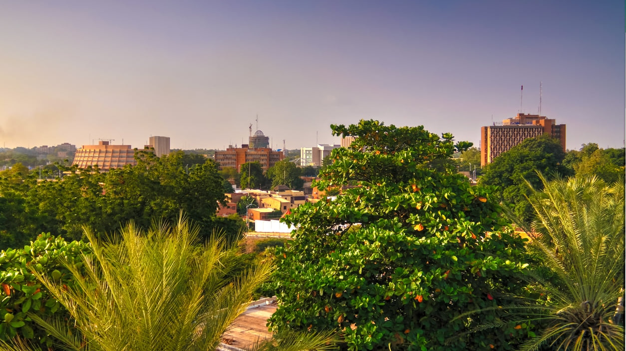 Niamey : The Agricultural Village of the Maouri