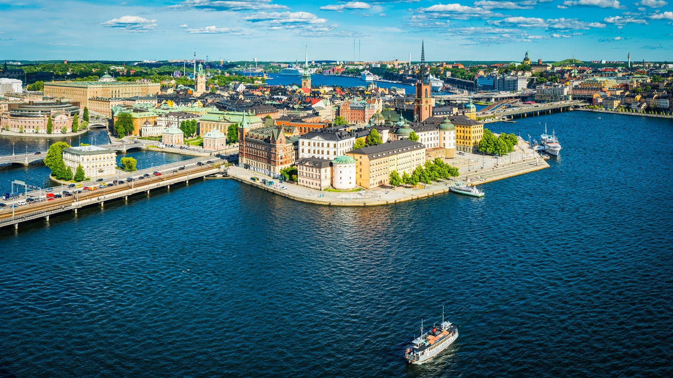 Stockholm: The Venice of the North and the Capital of Sweden