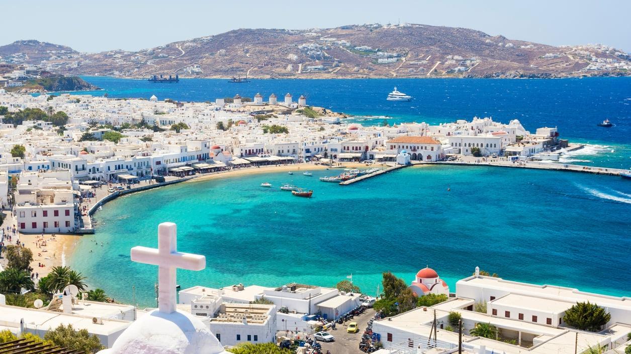 Mykonos: The Glamour Capital of Greek Paradise