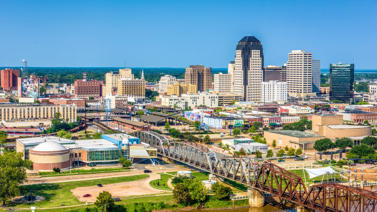 Shreveport : Casino Crazed City Existing in One of the Most Socially Conservative Parts of America