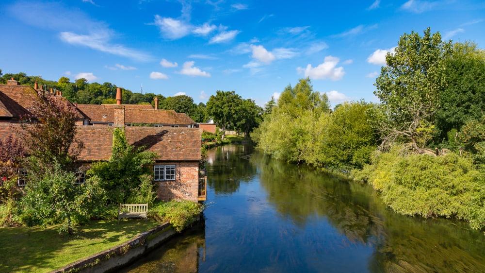 Salisbury : Majestic Medieval City in Wiltshire